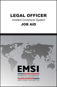 EMSI Legal Officer Job Aid