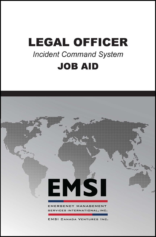 ICS-405 Legal Officer - EMSI