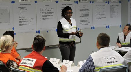 EMSI Introduces New ICS Advanced Planning Process Course