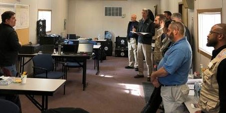 EMSI assists NNSA conduct first disaster response drill with USAID