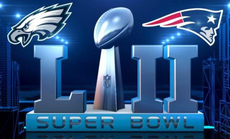 Supporting the Big Game: Super Bowl LII