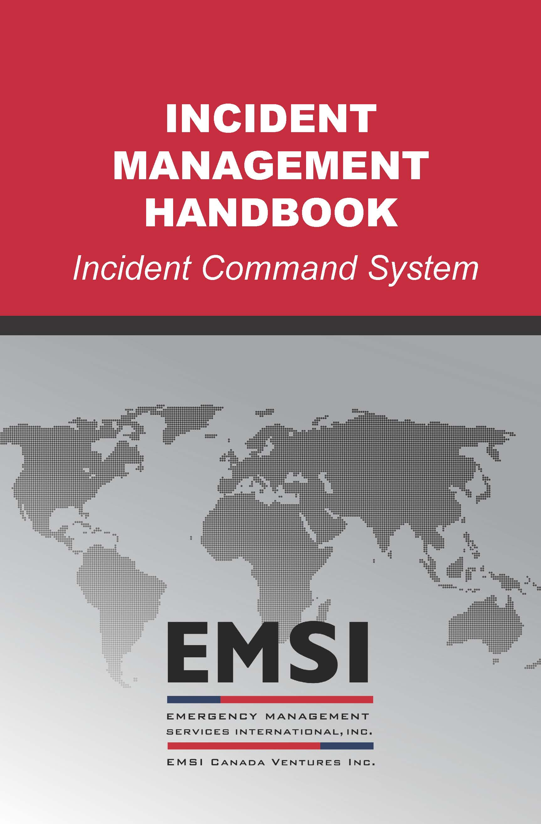 EMSI's Incident Management Handbook Available Now! - EMSI