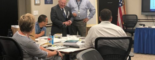 EMSI Delivers Enhanced ICS-300 and ICS-400 course to the Dept. of Energy