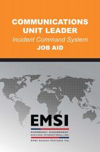 EMSI Communications Unit Leader Job Aid