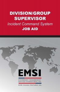 EMSI Division Group Supervisor Job Aid