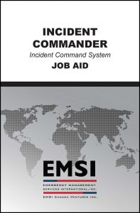 EMSI Incident Commander Job Aid