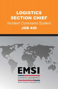 EMSI Logistics Section Chief Job Aid