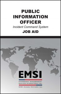EMSI Public Information Officer Job Aid
