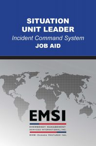 EMSI Situation Unit Leader Job Aid