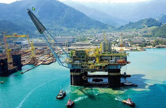 BP brazil barge in incident management training