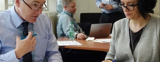 EMSI Provides Leadership and Decision-Making Training to the IAEA