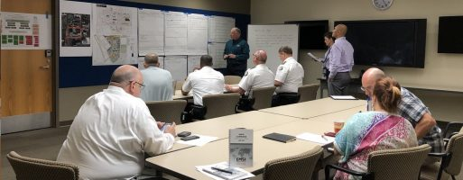 EMSI Delivers ICS-620 Area Command Course In Preparation for Super Bowl 53
