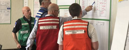 EMSI Delivers First O-305 AHIMT Course in Canada