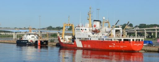 EMSI Canada Ventures Delivers First Ever ICS-620 Area Command to Canadian Coast Guard